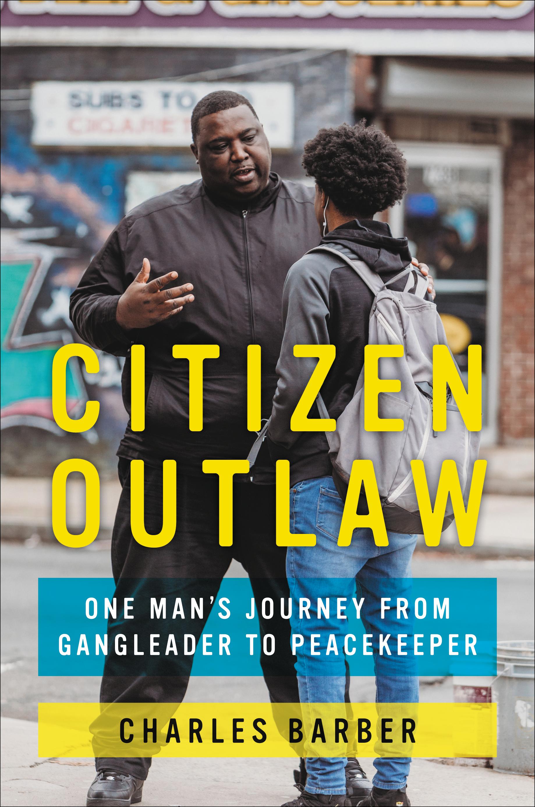 Citizen Outlaw Hc C