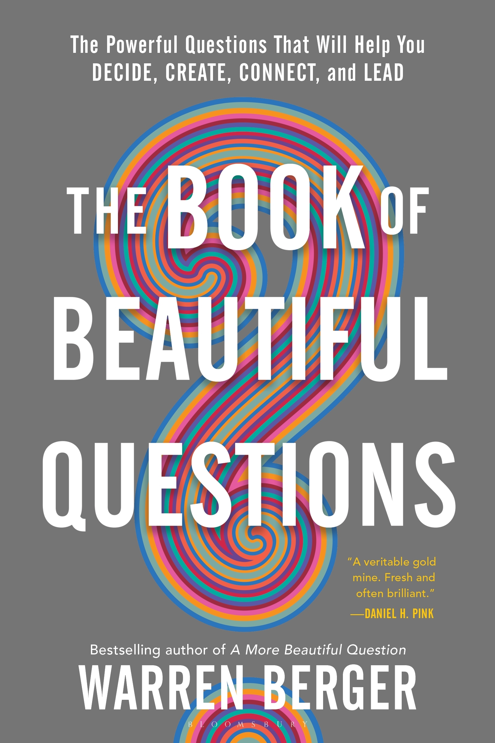 Book Of Beautiful Questions Copy